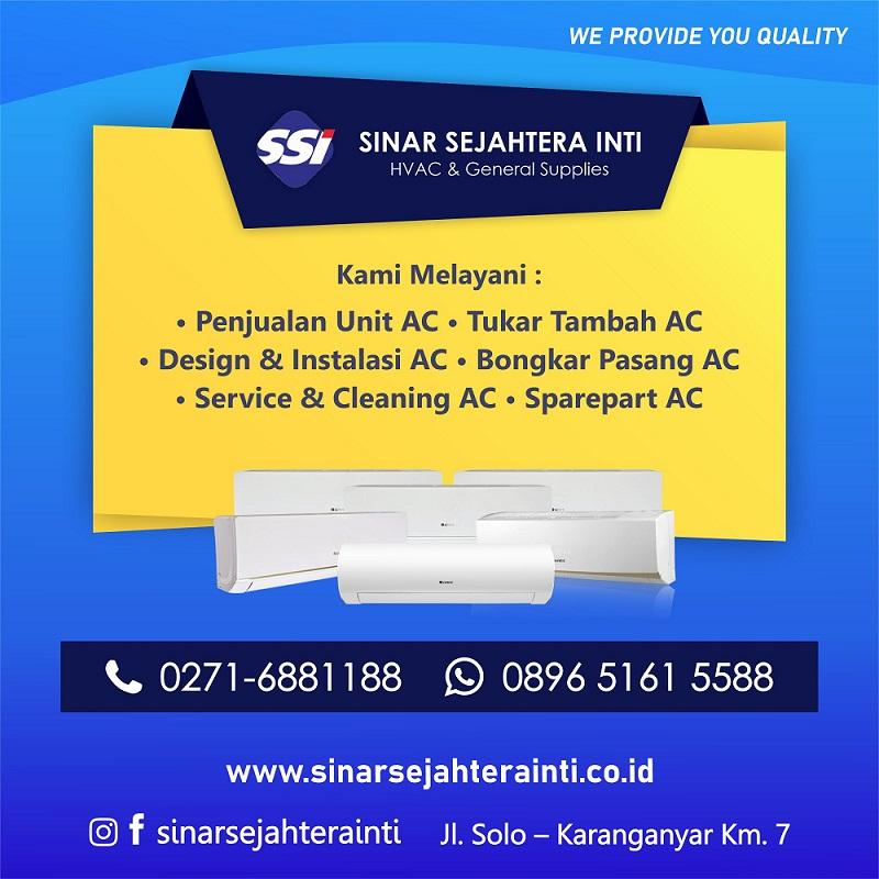 JASA SERVICE AC KARANGANYAR - 089651615588